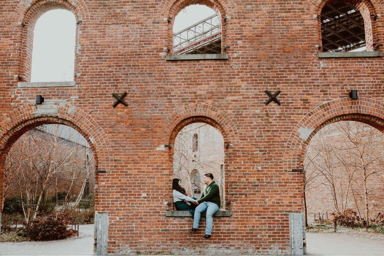 DUMBO Engagement Session, DUMBO Wedding Photographer, DUMBO Engagement spots, DUMBO Proposal Spots, Best spots in DUMBO to take engagement photos, Best spots in DUMBO to get engaged, Best spots in DUMBO to propose, Best Brooklyn proposal spots, Best Brooklyn Engagement Session Spots, Downtown Brooklyn Engagement Session, Brooklyn Wedding Photographer, Best photographer near DUMBO