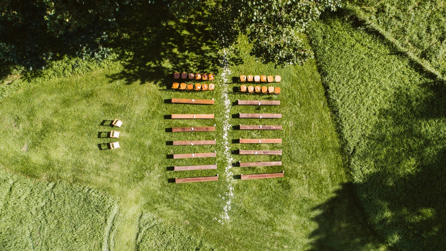 wedding drone photographer