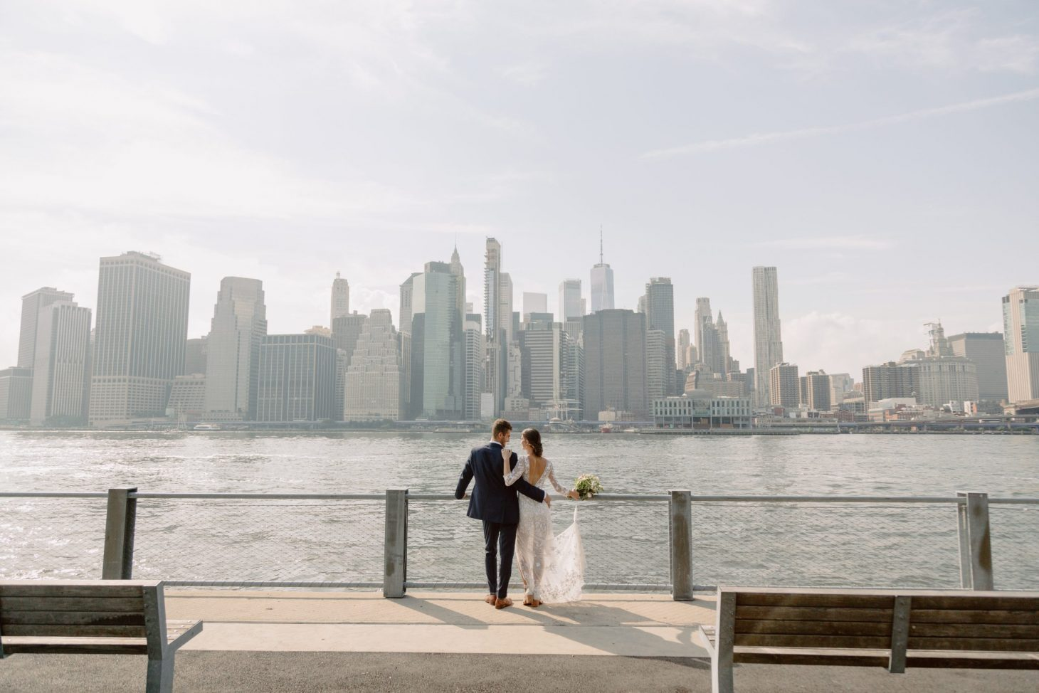 Hotel Brooklyn Bridge Park Elopement