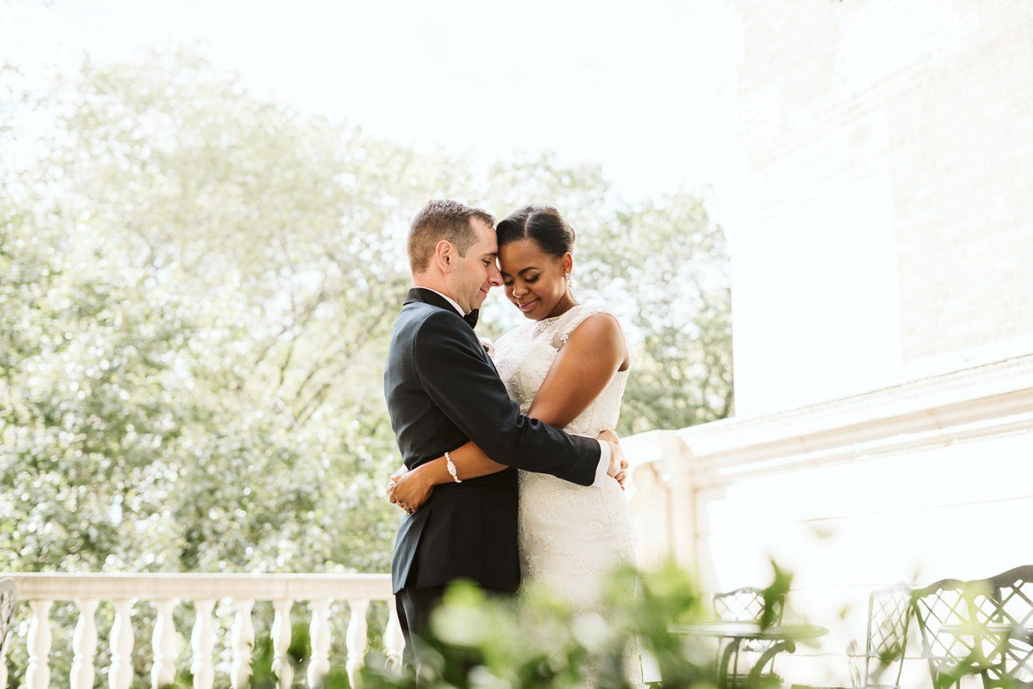 Burden Kahn Mansion Wedding NYC