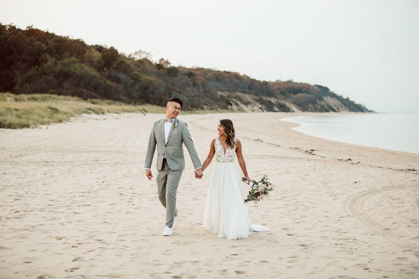 The Pavilion at Sunken Meadow Wedding Video, Long Island Wedding Videographer