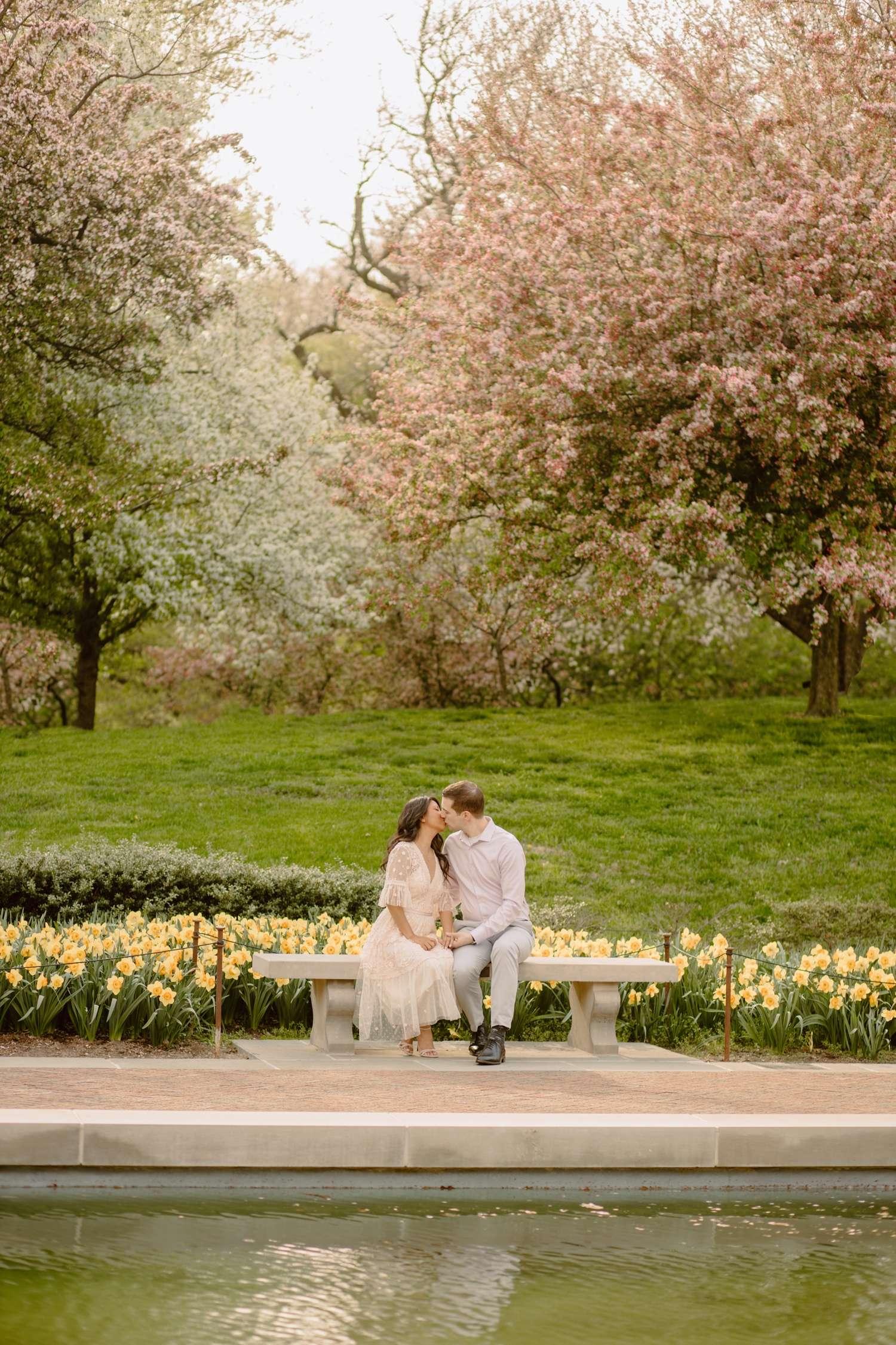 Spring at Brooklyn Botanic Garden